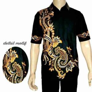 Kemeja Pria - Batik Print - Halus & adem