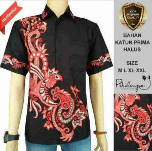 Batik terbaru / Kemeja Keren / Baju Batik Pria