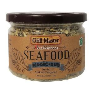 Bumbu Seafood Panggang Jay's Grill Master Seafood Magic-Rub 60g