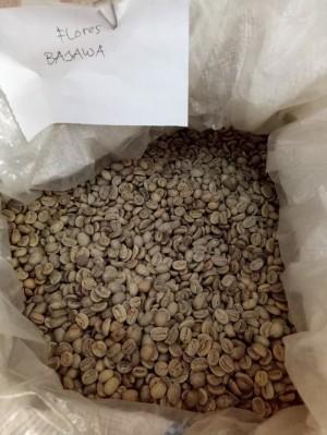 Flores Green Bean 1kg (Biji Kopi Mentah Flores)