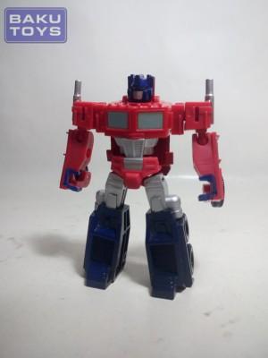 Transformers Reveal The Shield Legends Optimus Prime loose