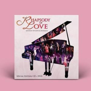 Robert & Lea – Rhapsody of Love (Live in Concert – CD+DVD)