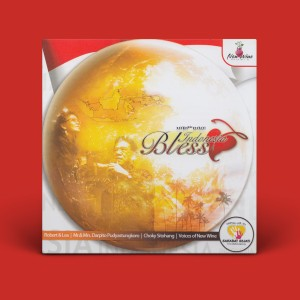 Robert & Lea  Bless Indonesia (CD)