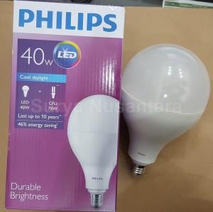 Jual Lampu  Led  Jumbo Bulb LedBulb Philips  40w 40  Watt