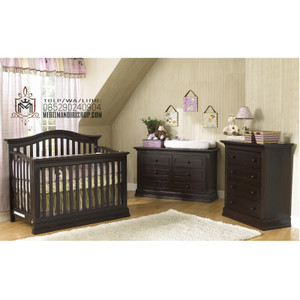Set Tempat Tidur Bayi Box Bayi