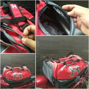 Tas Olahraga Travel Bag Fitness Awet Murah