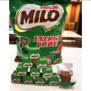 Milo Energy Cube isi 100 Cube
