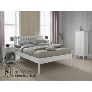 Set Tempat Tidur Minimalis Nakas Minimalis