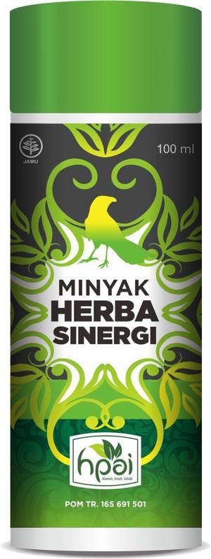 Minyak Herba Sinergi HPAI Medan