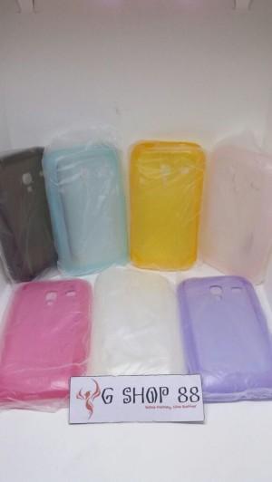 SALE !!! CASE SILIKON TPU FOR SAMSUNG GALAXY ACE PLUS S7500 SOFT CASE