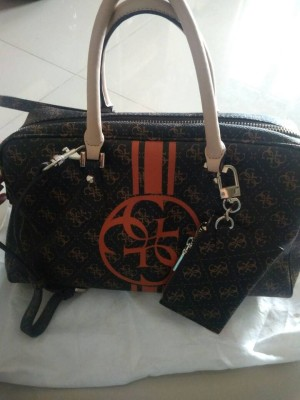 guess hand bag preloved
