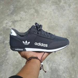 Sepatu Pria Adidas Neo City Racer / Sneakers Running Sport Olahraga