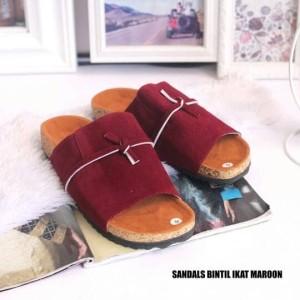 Sandals bintil ikat sandal jepit murah