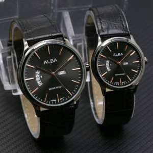 ALBA COUPLE AL018 BLACK