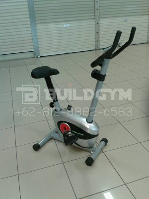 Sepeda Statis Fitness Magnetik TL-8209 | Upright Bike Magnetic TL8209