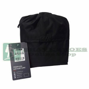 COVER BAG EIGER G898 65 L BLACK SEALTAPE KODE DF20