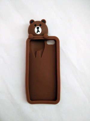 iPhone 5 5s Cute  Soft Silicone casing armor bamper cover sarung TPU