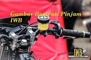 Stang Yamaha RZR buat Satria FU