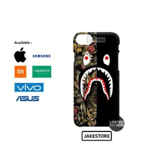 case Xiaom mi 5 s  Tropical Bape Shark cover hardcase