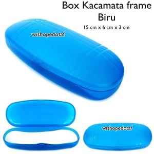 box kacamata frame  sunglasses hard case KODE FD1134
