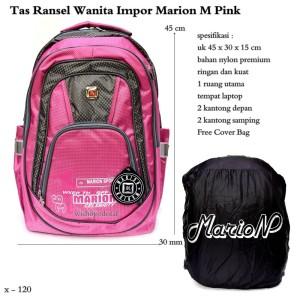 tas ransel impor wanita marion M KODE FD1020