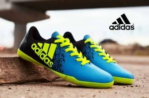 PROMO  sepatu futsal adidas pria black b KODE FD4003