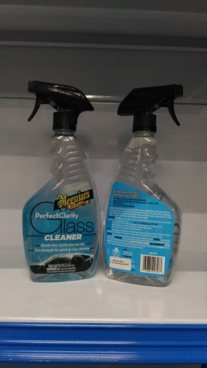 MEGUIARS PURE / PERFECT CLARITY GLASS CLEANER