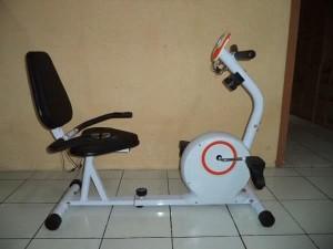 sepeda statis recumbent Bike MRB-5030