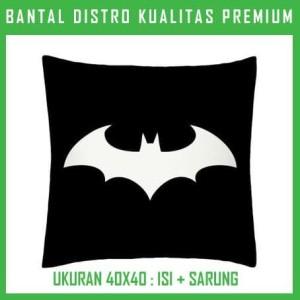 Bantal Batman 41 BATM41 Bantal Sofa/Mobil