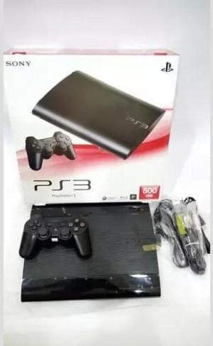 PS3 SS Superslim 160GB Full Game CFW Terlaris