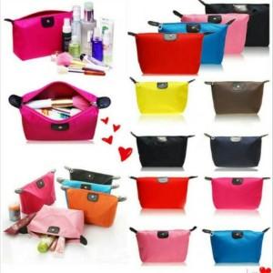 [50 gram] Wadah tas kosmetik murah / cosmetic pouch / dompet wanita
