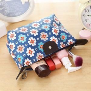 [SUPER SALE] Cosmetic Pouch Motif / Tas Dompet Kosmetik / Tempat Make