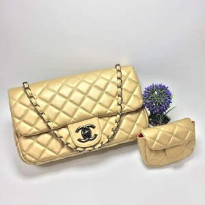 Tas Chanel  MOM 2in1 (01) #tas wanita import batam murah fashion