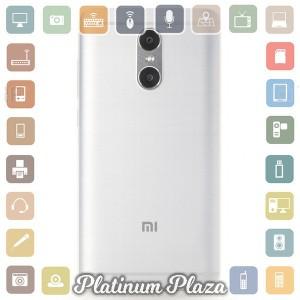 Ultra Thin TPU Case for Xiaomi Redmi Pro - Transparent`67A878-