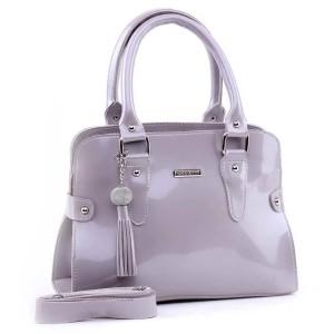 Tas Hand Bag Wanita Cewek Perempuan Warna Silver Garucci GC TRT 0893