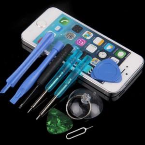 9 In1 Repair Tools Opening Pry Screwdriver Kit for iPhone 6/ 6s Plus 5