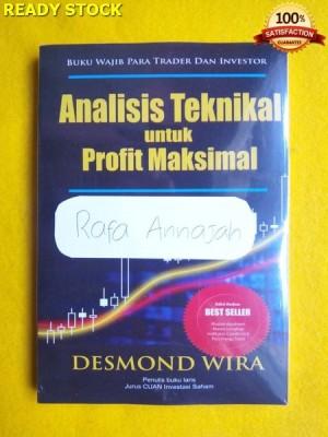 Analisis Teknikal untuk Profit Maksimal - Desmond Wira