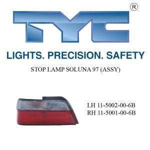 STOP LAMP SOLUNA 97 (ASSY) RH