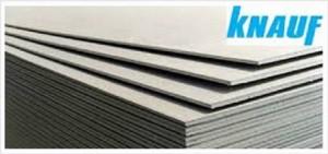 Gypsum Knauf 9mm / Papan Gypsum Board