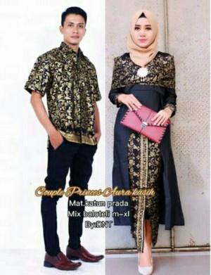 Jual Baju Batik Couple Batik Sarimbit Aurakasih Couple