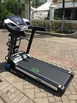 New treadmill electrik OSAKA II AM autoincline