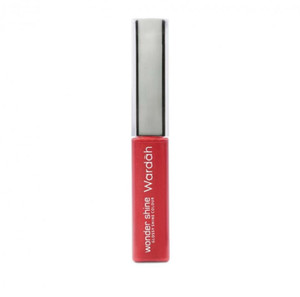 Wardah Wonder Shine Gloss Cinnamon Red 01