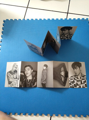 Bigbang Unofficial Korean Brochure