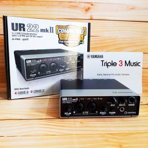 Steinberg UR22 | UR 22 MkII Soundcard Recording