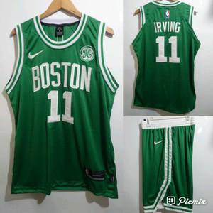 ... training bolak balik boston celtics 14 15 c1f0e d52a1  coupon code for  jersey basket stelan jersey nba boston celtics hijau irving hayward 315cc  1d588 33808f81c