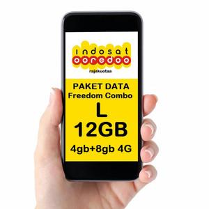 Paket Data Indosat Freedom L (26GB)