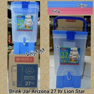 Water Dispenser Arizona Lion Star 27 Liter