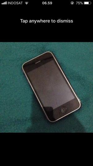 iphone apple 3GS