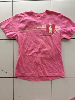 baju distro pink