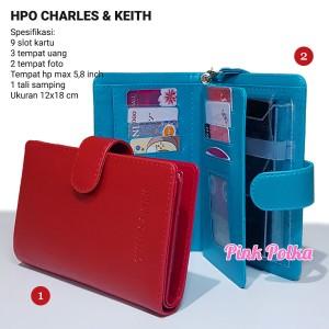DOMPET / HPO WANITA MURAH CHARLES KEITH UNTUK NOTE III, S4 MAX 5,8 INC